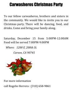 Microsoft Word - Carwasheros Christmas Party.docx